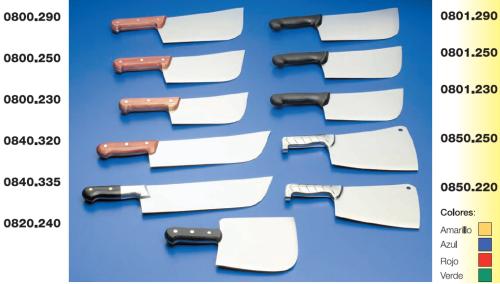 Imagen cuchilleria profesional varia for Cuchilleria profesional cocina
