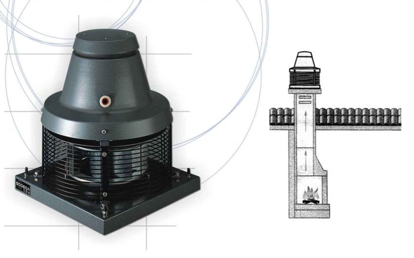 Comercial navero y elvira ventilacion for Extractor de humo para cocina